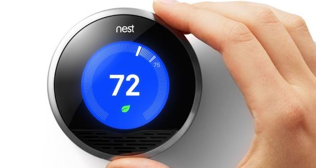 Google acquisisce Nest: Nest Thermostat