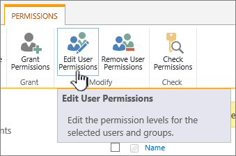 Governance di Sharepoint Online: Access & Control (permessi)