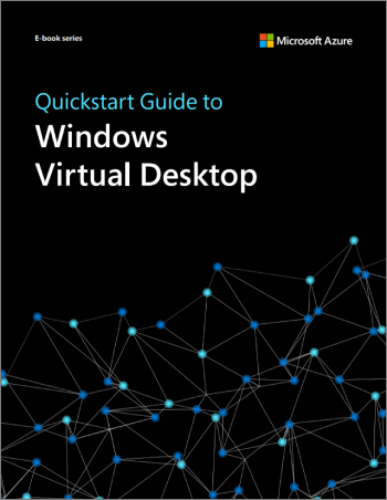 eBook Windows Virtual Desktop Quickstart Guide
